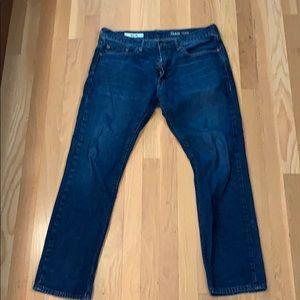 Gap Slim Jeans 33x30